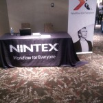 Nintex Sponsor Table