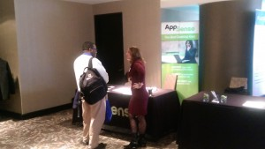 AppSense Sponsor Table